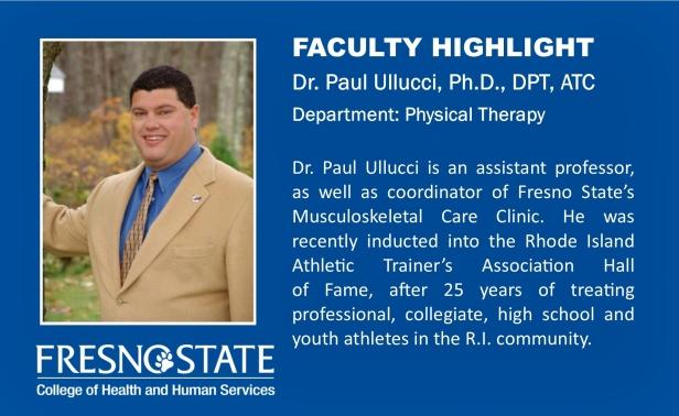 Dr. Paul Ullucci