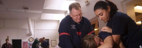 Sailor is program director of Fresno State's Athletic Training Education Program./Photo Credit: Fresno State