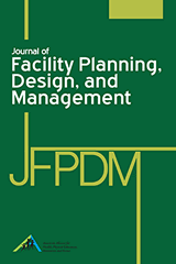Journal of Facility Planning, Design and Management , Vol. 2, No. 2