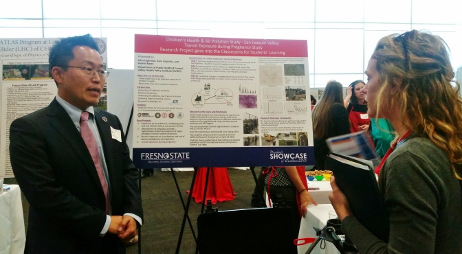 College of Health and Human Services Spring Research Showcase April 22