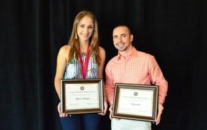 Lee and Undergraduate Dean's Medalist, Marine Vardanyan.