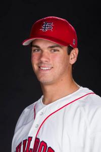 Garrett Mundell. Photo Credit: Fresno State Athletics