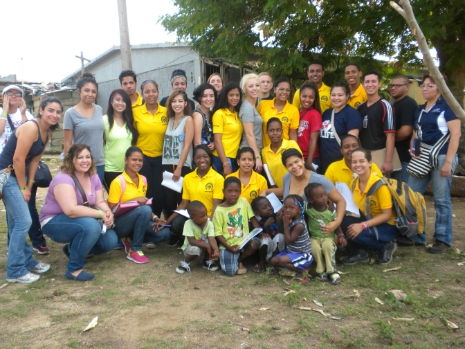 Global Research Series: Public Health students experience service-learning in Dominican Republic