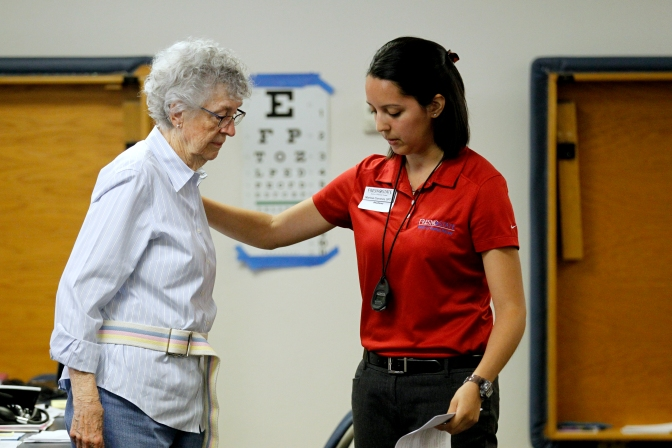 S.A.F.E. implements inter-professional approach to balance screenings