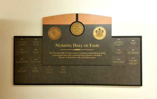 Local nursing leaders, Dr. Glen Doyle and Laurel Friesen, inducted into Nursing Hall of Fame