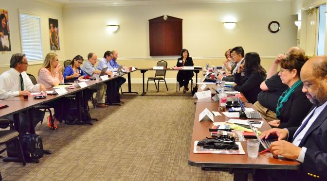 California State University Health Deans visit Fresno State
