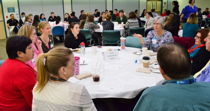 Fresno State & Valley Children's Hospital collaborate on Interprofessional Education Workshop