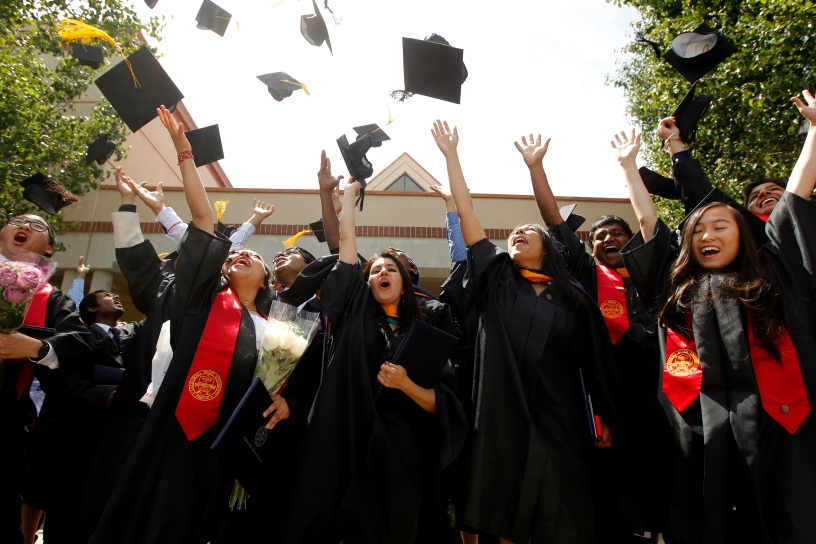 A message from our deans: Congratulations, Class of 2016