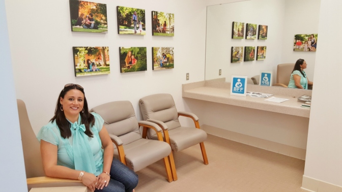 Staff Highlight: Carmen Chapman advocates for nursing mothers