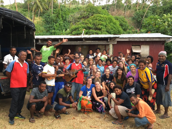 Relationships built by friendship & love in Fiji